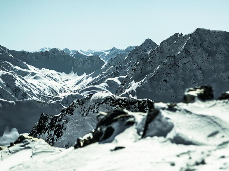 Skitourenkurs In Der Silvretta Fuer Einsteiger Und Fortgeschrittene