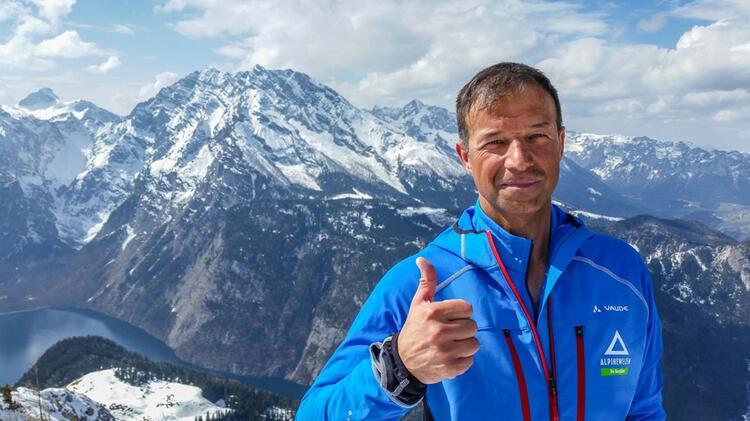 Skitourenkurs Mit Michael Hoeglauer Bergfuehrer Aus Berchtesgaden