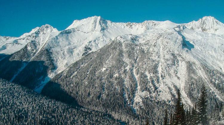 Skitourenreise In Die Rocky Mountains Nach Kanada