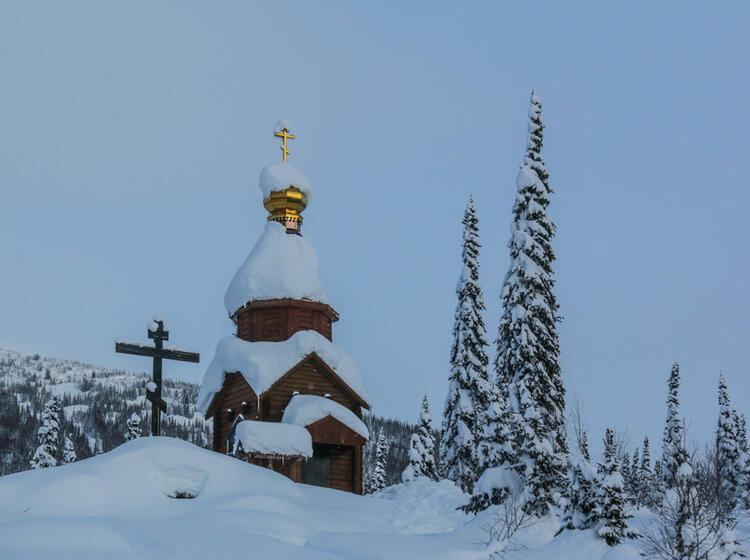 Skitourenreise Ins Altai Gebirge In Sibirien
