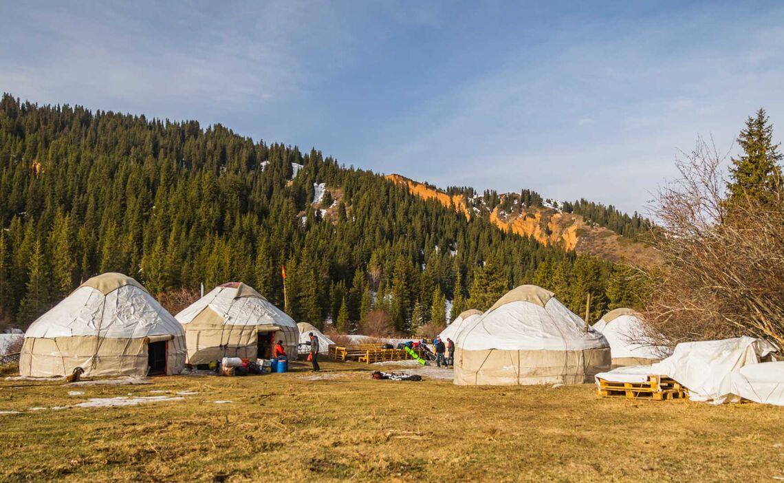 Skitourenreise Kyrgyzstan