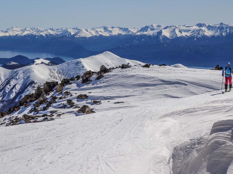 Skitourenreise Nach Chile Suedamerika Mit Bergfuehrer