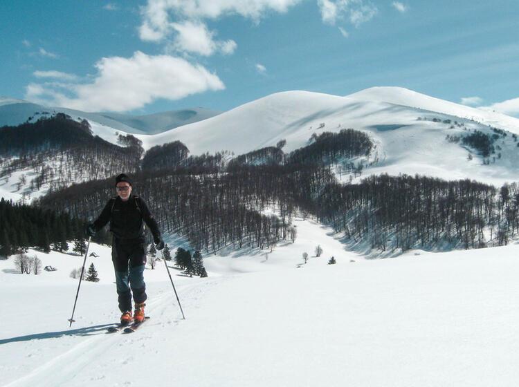 Skitourenreise Nach Montenegro