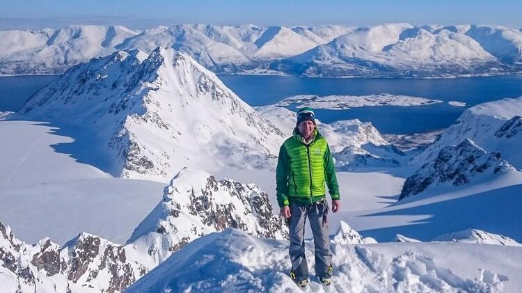 Skitourenreise Nach Norwegen Mit Bergfuehrer Michael Rueter