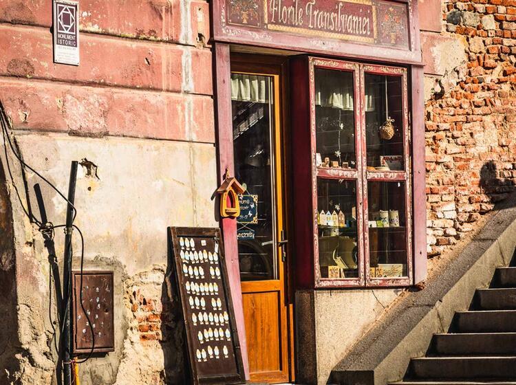 Skitourenreise Und Kultur Rumaenien Sibiu