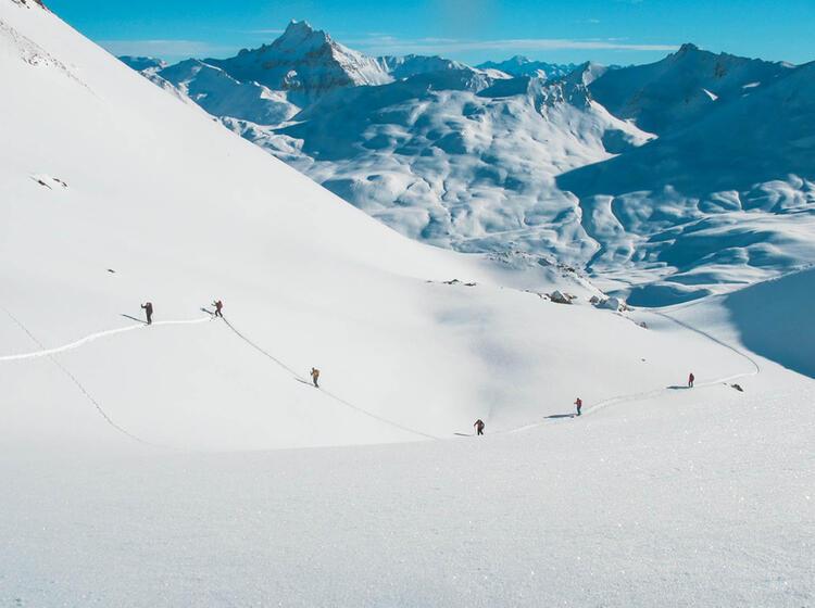 Skitourenwoche Heidelberger Hu Tte