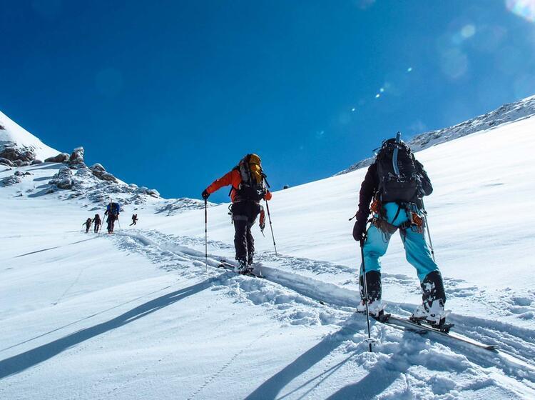 Skitourenwoche In Chamonix Mit Bergfuehrer