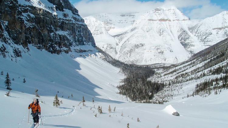 Skitourenwoche Kanada Rocky Mountains