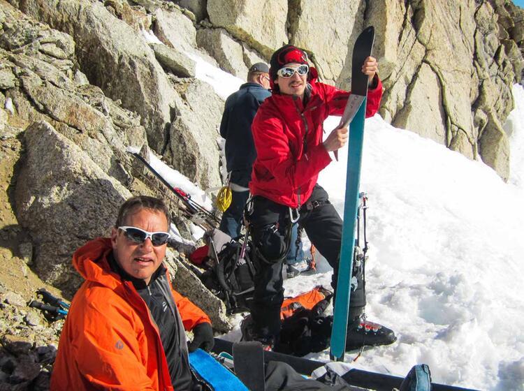 Skitourenwoche Mont Blanc