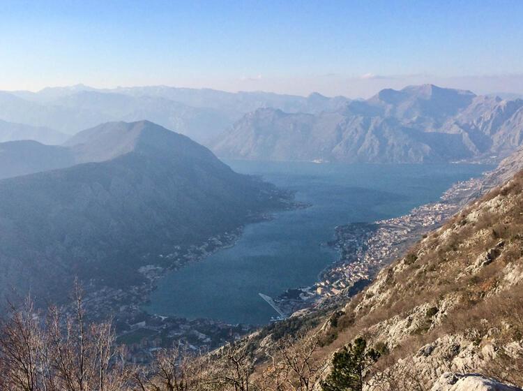 Skitourenwoche Montenegro