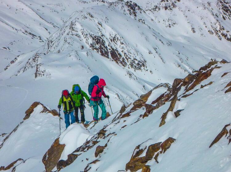 Skitourenwoche Oetztal Venter Runde Mit Wildspitze