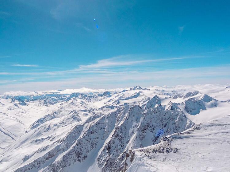 Skitourenwoche Vent Auf Der Venter Runde