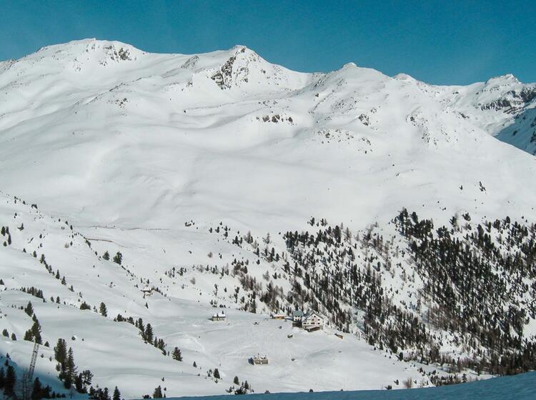 Skitourenwoche Zufallhuette