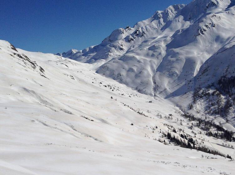 Skitourenwochenede Mit Bergfu Hrer In O Sterreich