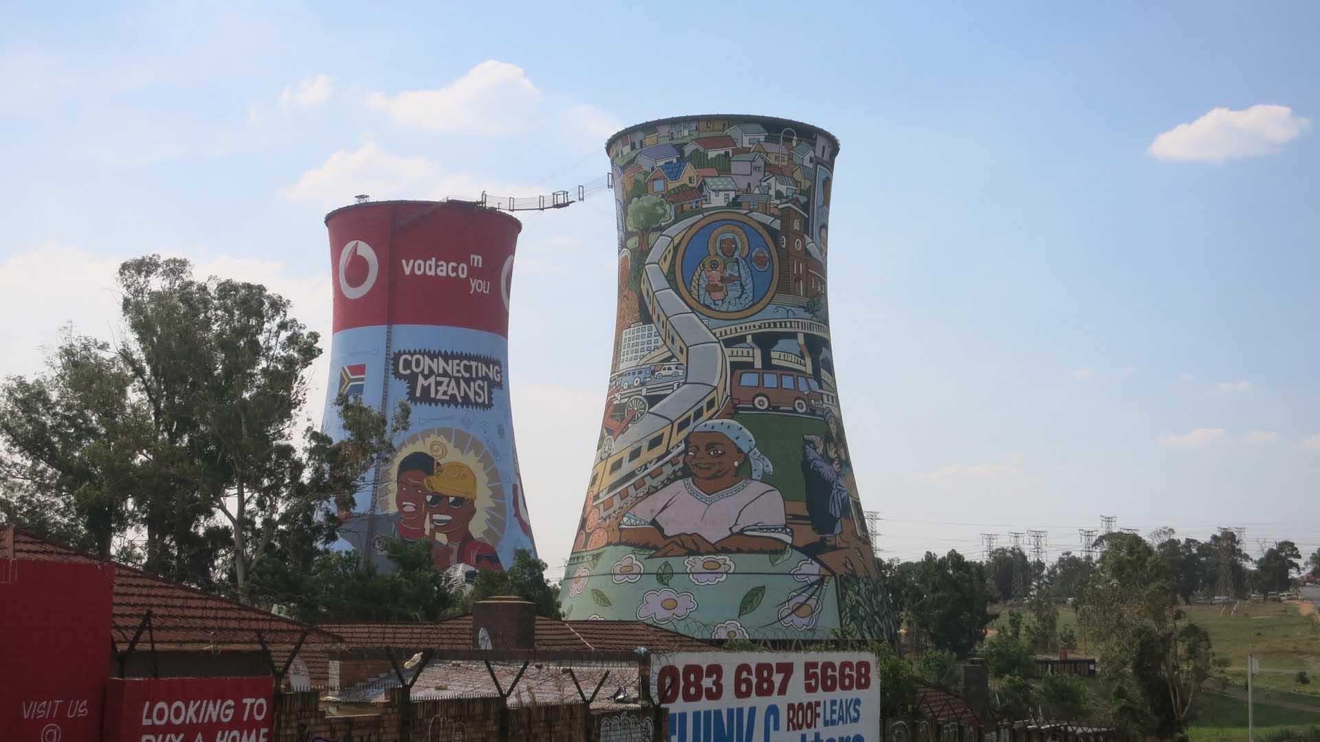Johannesburg - Soweto