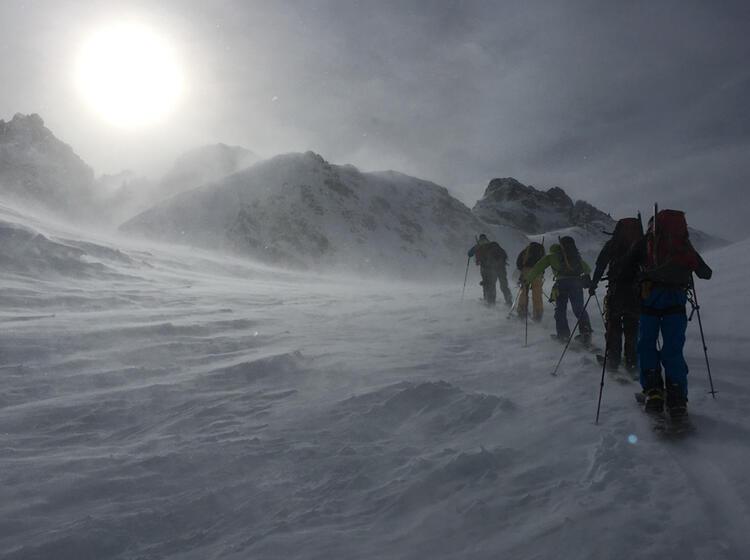 Splitboard Skitouren Kurs