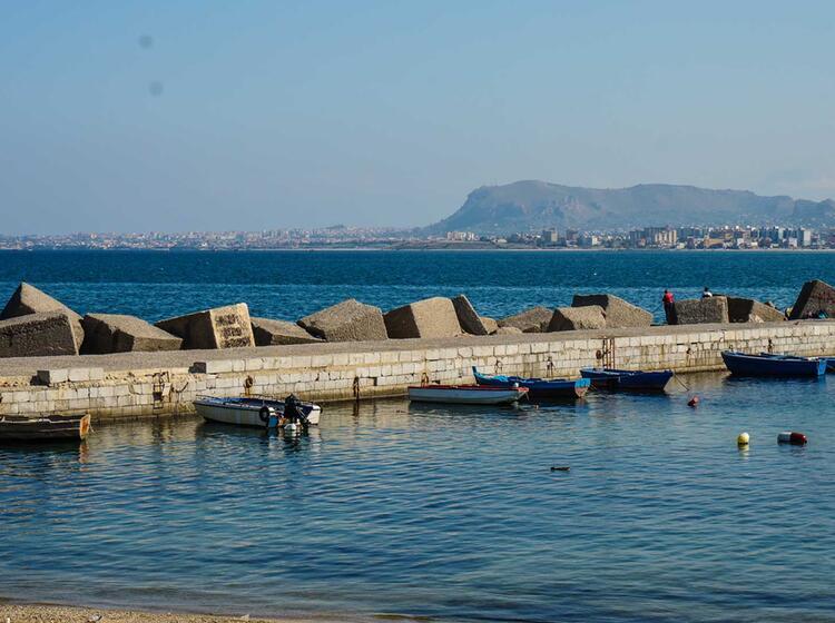 Sportkletterwoche Auf Sizilien Fuehrung