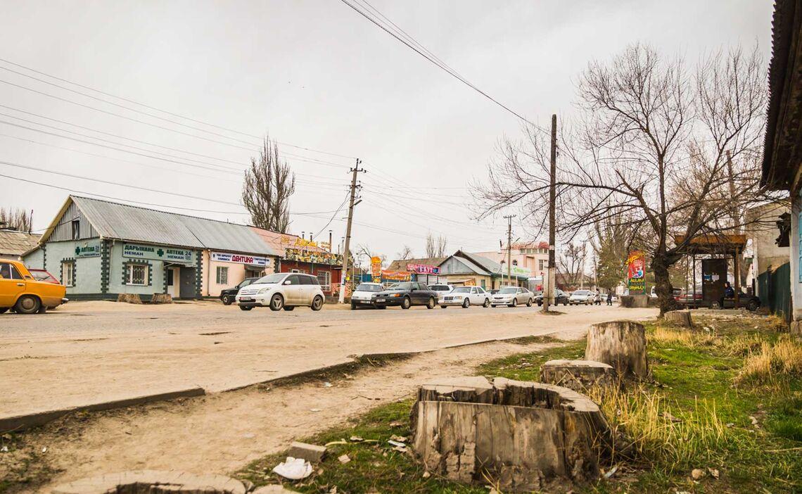 Stadtbesichtigung In Karakol