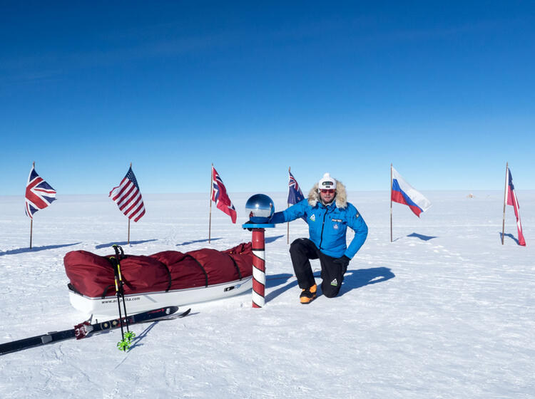 Su Dpol Expedition Last Degree Geographischer Su Dpol