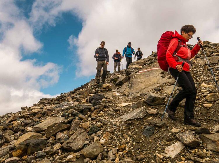 Tdm Tour Du Mont Blanc Wandern Rund Um Den Hoechsten Alpengipfel