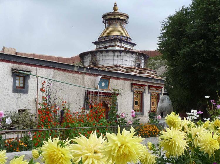 Tibet Expedition Auf Einen Achttausender