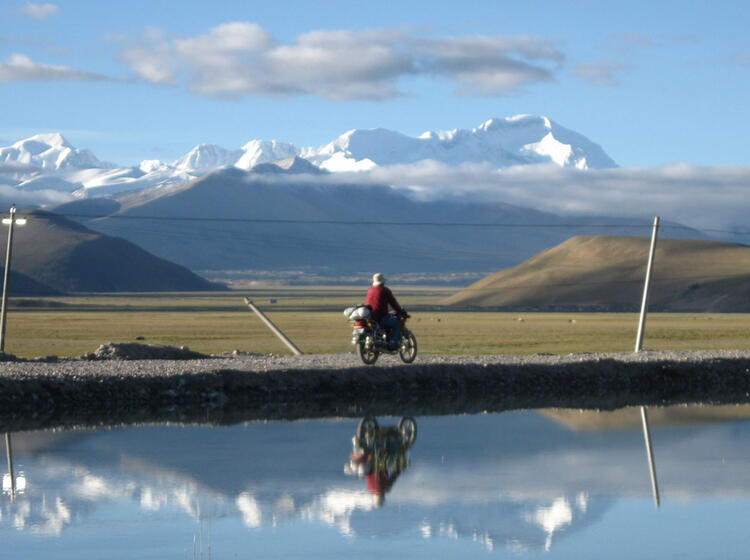 Tibet Expedition Und Trekking