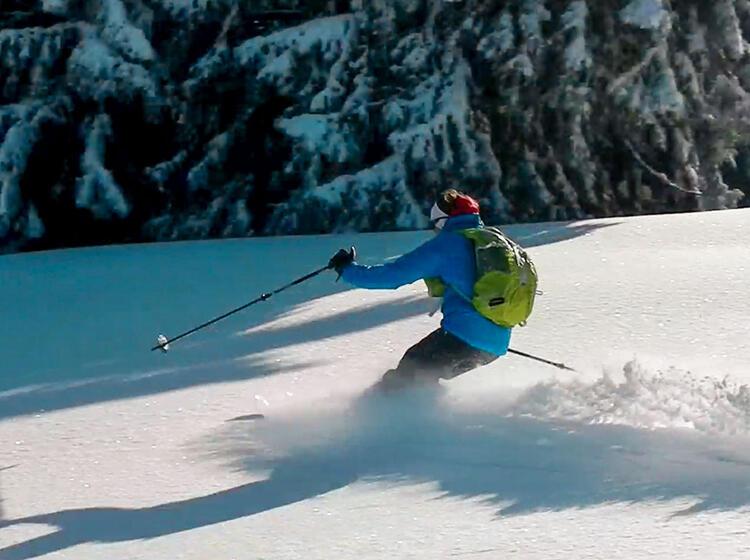 Tiefschneekurs In Garmisch Mit Skilehrer