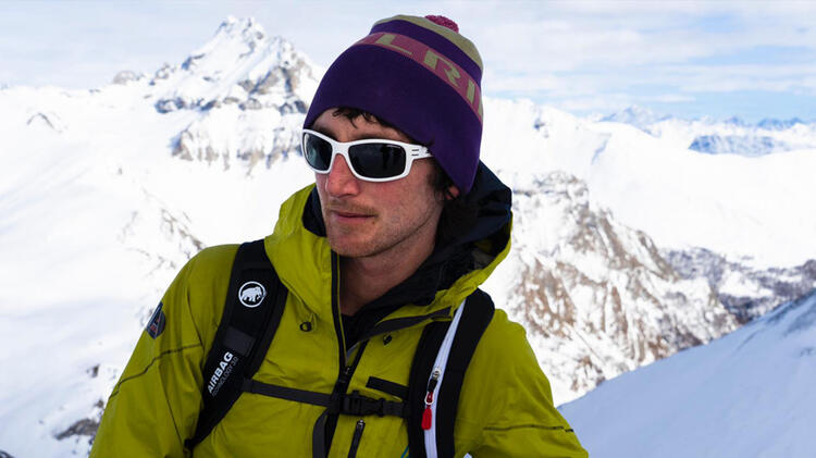 Tobias Karpinski Im Schnee