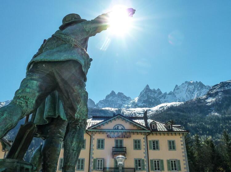 Tour Du Mont Blanc Wanderwoche In Frankreich