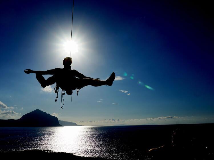Traum Destination Zum Klettern Sizilien