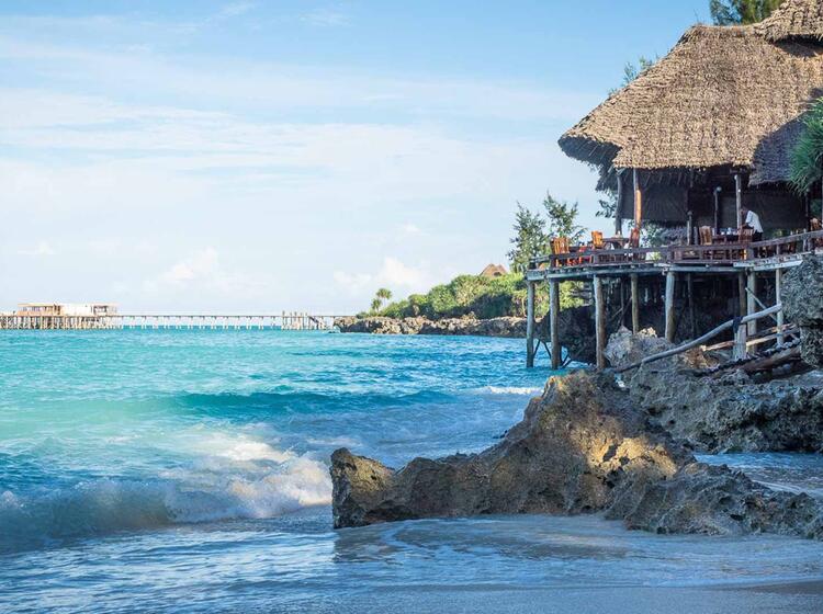 Traumhafte Insel Zanzibar In Afrika Trekkingreise