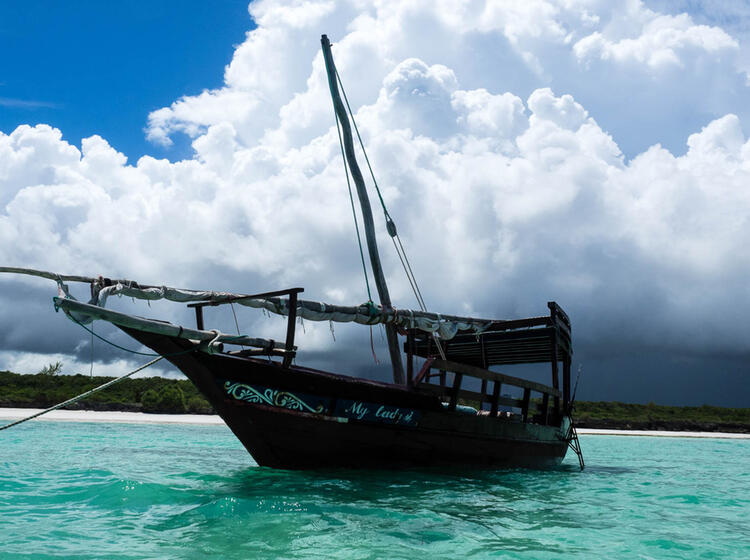 Traumhaftes Zanzibar 1