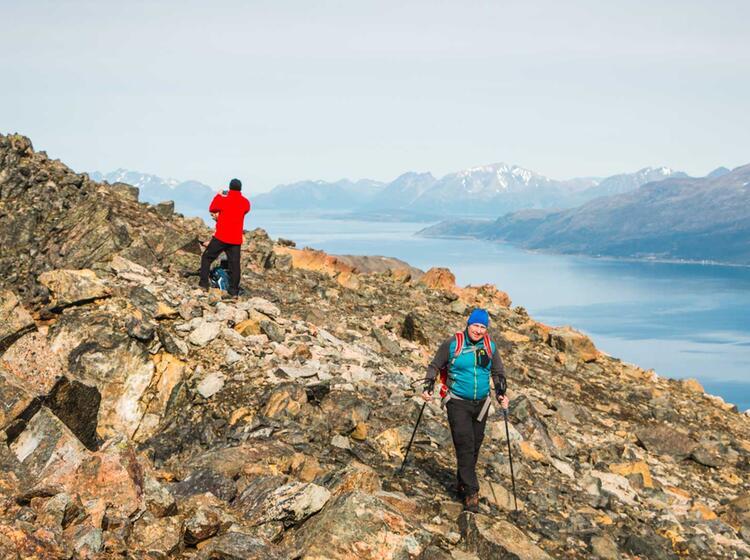 Traumurlaub Wandern In Norwegen