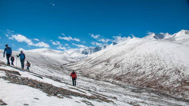 Trekking In Der Dso Yongo Gruppe In Ladakh