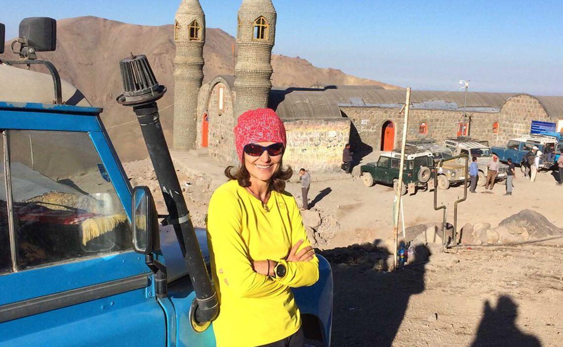 Trekking Iran