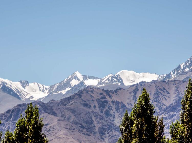 Trekkingreeise Nach Ladakh