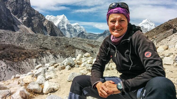 Trekkingreise Mit Bergwanderfuehrerin Katja Doerig