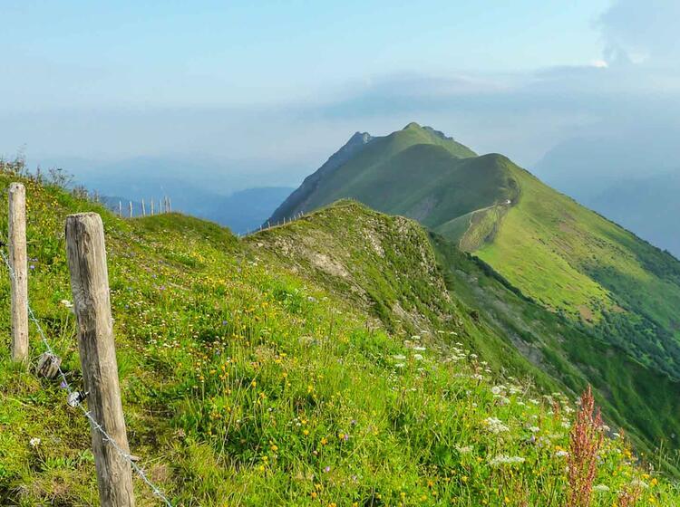 Ueber Die Alpen Von Huette Zu Huette Auf Dem E5 Von Oberstdorf Nach Meran