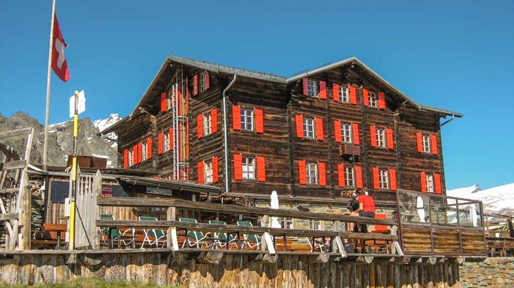 Unterkunft Auf Der Wanderwoche Zermatt