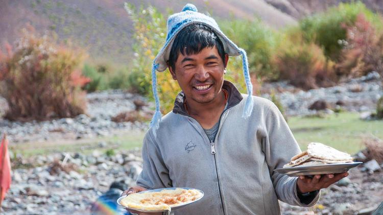 Urspruengliches Und Einsames Trekking In Ladakh