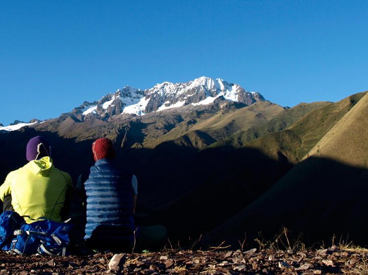 Urubamba Nevado Chicon