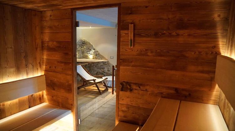 Valle Maira Pensione Ceaglio Sauna