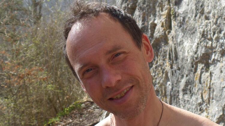 Volker Wild Klettertrainer