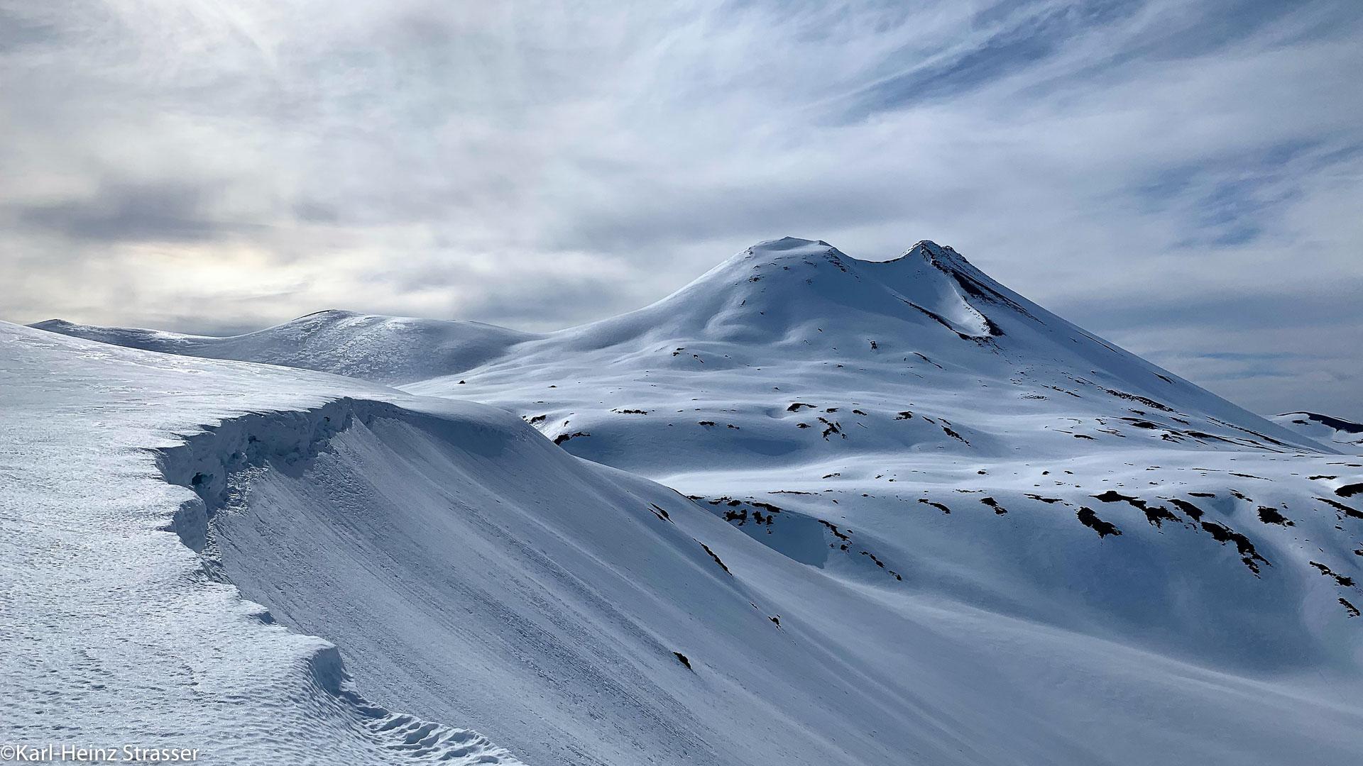 Im Gipfelgebiet