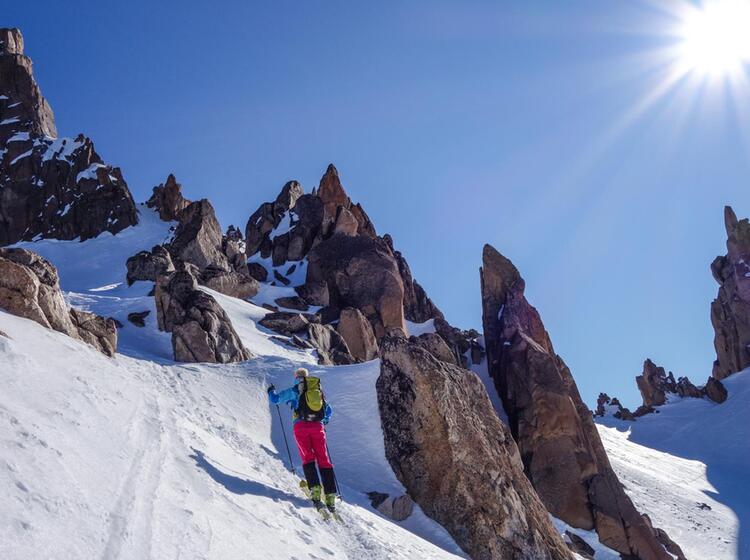 Vulkanskitouren In Chile