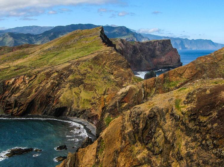 Wander Reise Nach Madeira