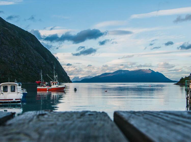 Wander Woche Lyngenalpen Nordnorwegen