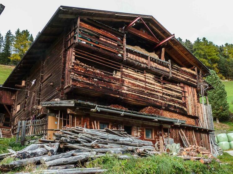 Wanderherbst In Suedtirol Mit Bergwanderfuehrer
