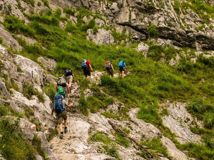 Wandern Am Ringkendlsteig Vom Koenigssee Zum Watzmann