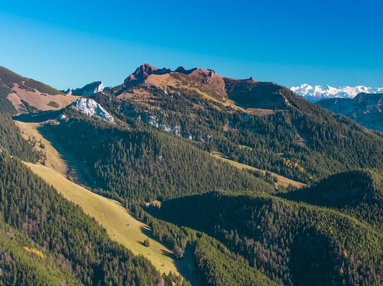 Wandern An Der Rotwand Und Am Taubenstein In Den Bayerischen Voralpen Am Spitzingsee
